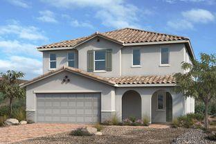 Plan 3066 - Reserves at Sage Glen: Las Vegas, Nevada - KB Home