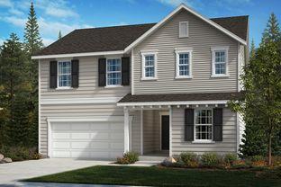 Plan 2345 - Montclaire: Kent, Washington - KB Home