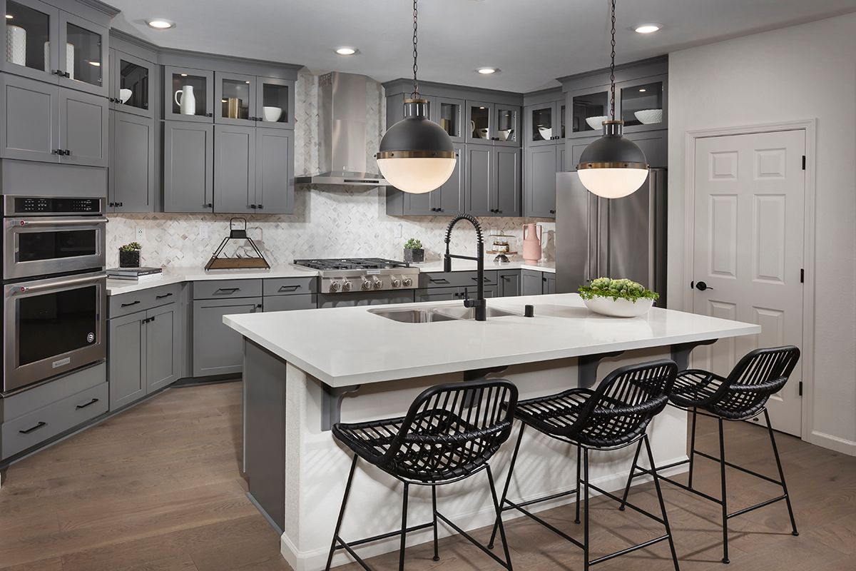 Kitchen featured in the Plan 1934 Modeled By KB Home in Vallejo-Napa, CA