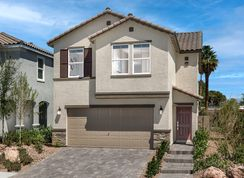 Plan 1768 Modeled - Casa Bella: Las Vegas, Nevada - KB Home