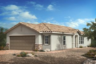 Plan 1203 - Creekstone: Las Vegas, Nevada - KB Home