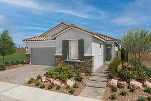 Plan 1849-X Modeled - Reserves at Sage Glen: Las Vegas, Nevada - KB Home