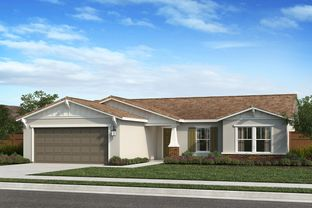 Plan 1600 - Marshall Estates: Fowler, California - KB Home