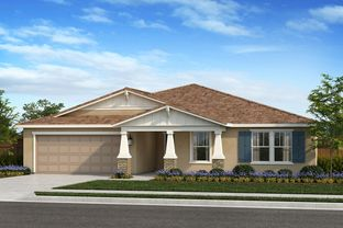 Plan 2321 - Marshall Estates: Fowler, California - KB Home