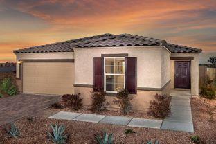 Plan 1859 Modeled - The Traditions at Marbella Ranch: Glendale, Arizona - KB Home