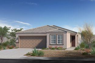Plan 1503 - The Traditions at Marbella Ranch: Glendale, Arizona - KB Home