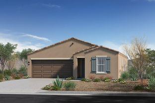 Plan 1672 - The Traditions at Marbella Ranch: Glendale, Arizona - KB Home