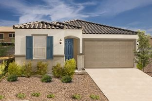 Plan 1678 Modeled - Marbella Park: Avondale, Arizona - KB Home