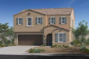 Plan 2380 - Marbella Park: Avondale, Arizona - KB Home