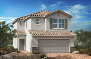 Plan 1455 - Adobe Ranch: Las Vegas, Nevada - KB Home