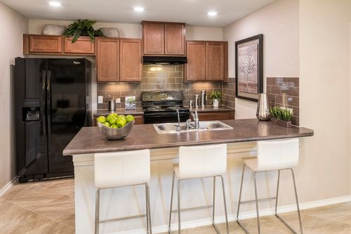 Kitchen-in-F-1353-at-Presidential Meadows – Heritage Collection-in-Manor