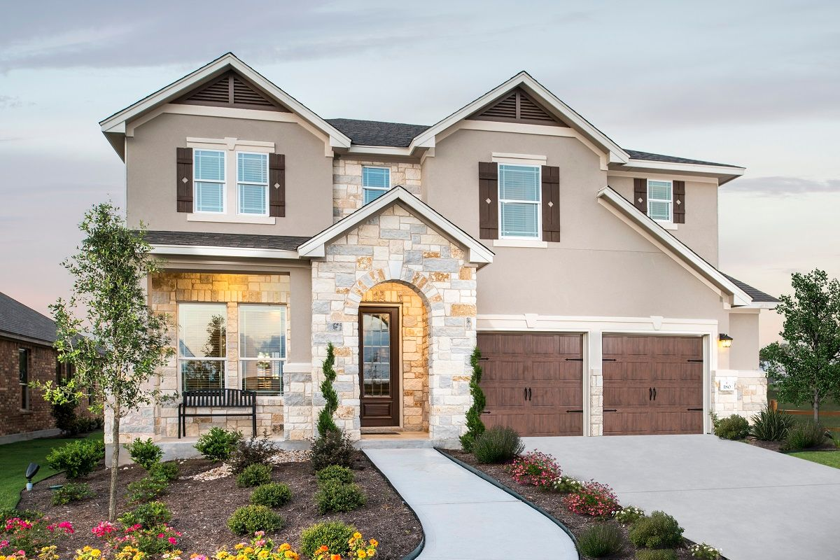 Stagecoach Crossing In Kyle Tx New Homes Amp Floor Plans