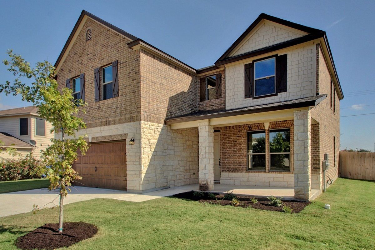 Summerfield In Taylor Tx New Homes Amp Floor Plans By Kb Home