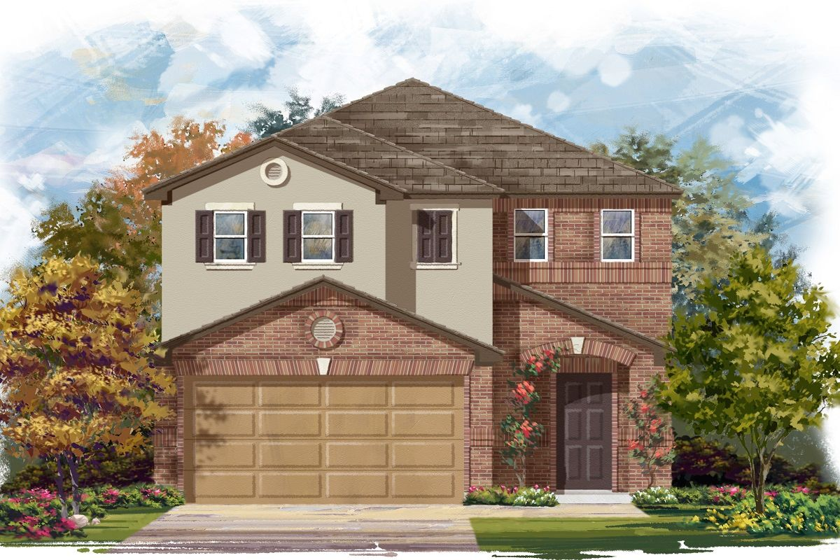 La Conterra - Heritage Collection in Georgetown, TX, New Homes ...