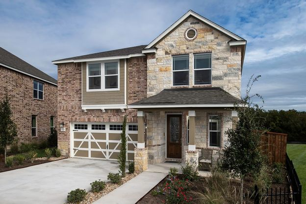 Villas at Star Ranch in Hutto, TX :: New Homes by KB Home