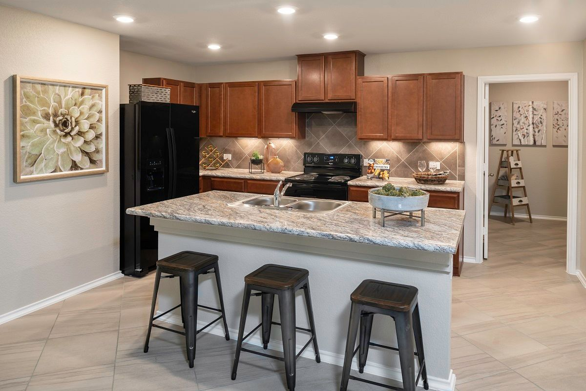 Kitchen-in-Plan A-1491-at-Saratoga Farms-in-Elgin