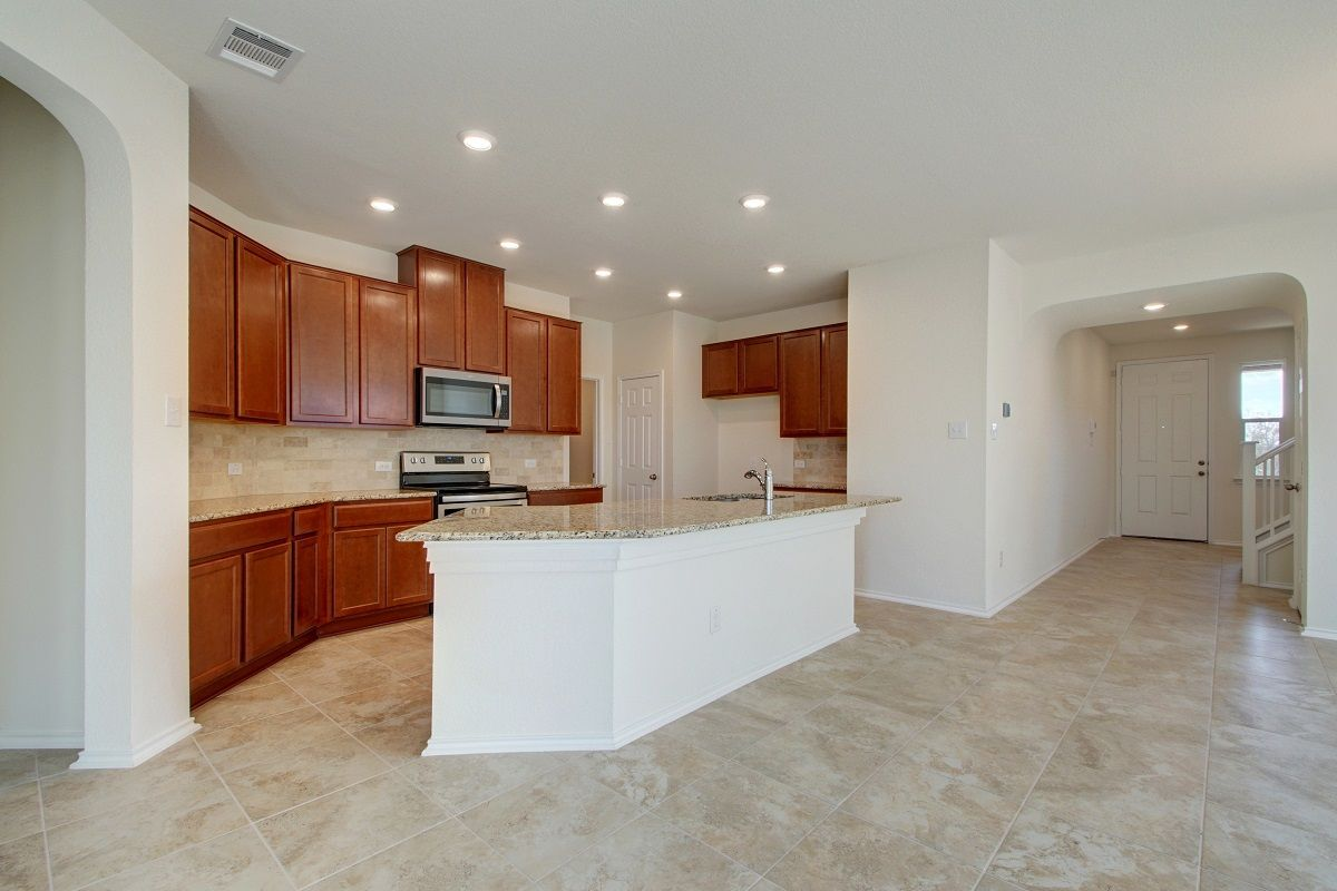 Kitchen-in-Plan E-2412-at-Saratoga Farms-in-Elgin
