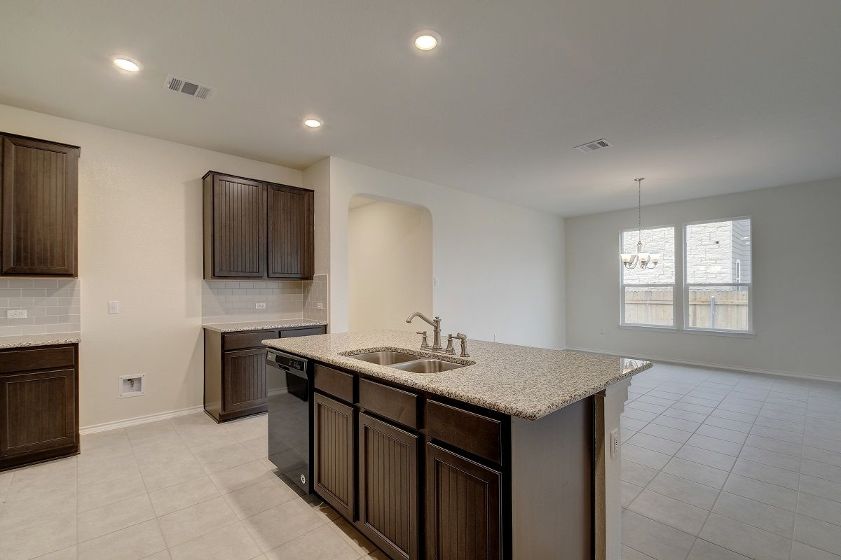 Kitchen-in-Plan A-1965-at-Meadows at Clearfork-in-Lockhart