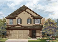 Plan 2495 - Presidential Meadows – Heritage Collection: Manor, Texas - KB Home