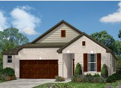 Plan 1647 - Stagecoach Crossing: Kyle, Texas - KB Home