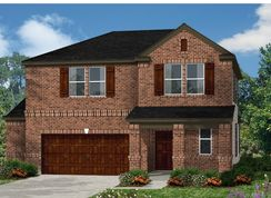 Plan 2412 - Stagecoach Crossing: Kyle, Texas - KB Home