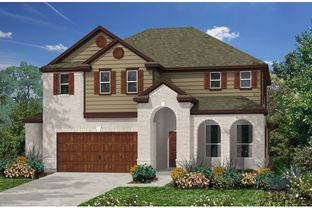 Plan 3023 - Stagecoach Crossing: Kyle, Texas - KB Home
