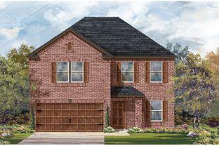 Plan E-2898 - Piney Creek Bend: Bastrop, Texas - KB Home