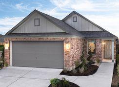 Plan 1353 Modeled - Sonterra - Bailey Park: Jarrell, Texas - KB Home