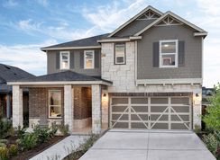 Plan 2403 Modeled - Sonterra - Bailey Park: Jarrell, Texas - KB Home