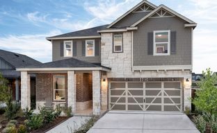 Sonterra - Eastwood by KB Home in Austin Texas