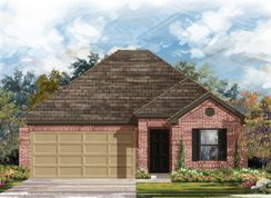 Plan 1591 - Sonterra - Bailey Park: Jarrell, Texas - KB Home