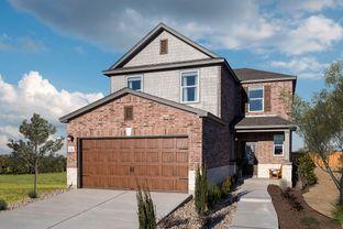 Plan 2239 Modeled - Highlands at Grist Mill: Uhland, Texas - KB Home