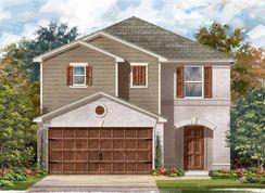 Plan 2038 - Highlands at Grist Mill: Uhland, Texas - KB Home