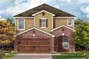 Plan 2411 - Highlands at Grist Mill: Uhland, Texas - KB Home