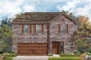 Plan 2412 - Highlands at Grist Mill: Uhland, Texas - KB Home