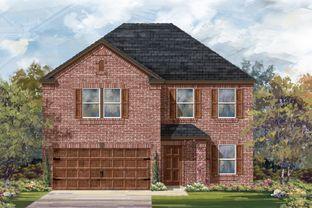 Plan 2898 - Highlands at Grist Mill: Uhland, Texas - KB Home