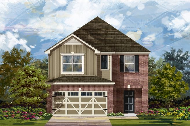 209 Asher Blue Dr (Plan F-2038 Modeled)