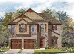 Plan 2183 - Haven Oaks: Leander, Texas - KB Home