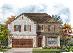 Plan 2469 - Haven Oaks: Leander, Texas - KB Home