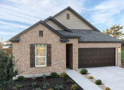 Plan 1491 Modeled - Haven Oaks: Leander, Texas - KB Home