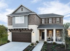 Plan 2502 Modeled - Haven Oaks: Leander, Texas - KB Home