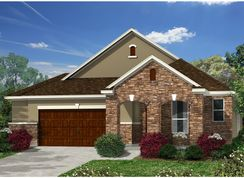 Plan 1996 - Stagecoach Crossing: Kyle, Texas - KB Home