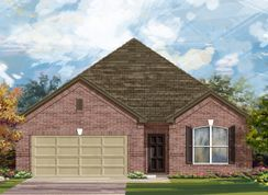 Plan 1852 - West Canyon Trails: Belton, Texas - KB Home