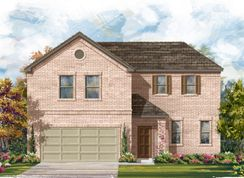 Plan 2502 - West Canyon Trails: Belton, Texas - KB Home