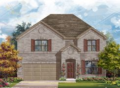 Plan 2755 - West Canyon Trails: Belton, Texas - KB Home