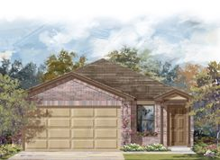 Plan 1340 - Presidential Meadows – Heritage Collection: Manor, Texas - KB Home
