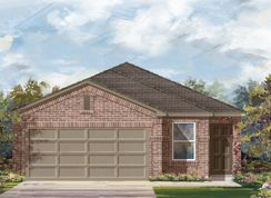 Plan 1585 - Presidential Meadows – Heritage Collection: Manor, Texas - KB Home