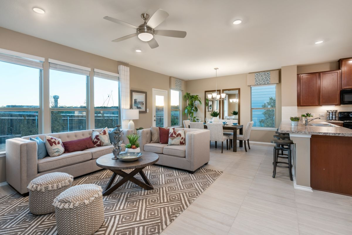 'West Canyon Trails' by KB Home - Austin in Killeen