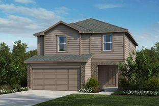 Plan 2070 - Sonterra - Rio Lobo: Jarrell, Texas - KB Home