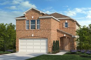Plan 1908 - Maple Creek: Georgetown, Texas - KB Home